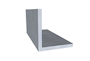 Bright Mild Steel Angles